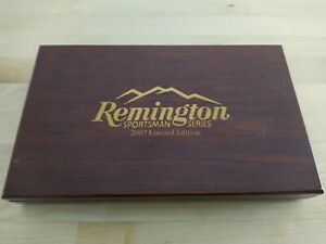 REMINGTON Sportsman Series Knife Set - 2007 Limited Edition - PRICE REDUCED.