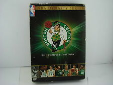 The Boston Celtics - The Complete History 10 DVD Set - NBA Dynasty Series
