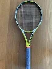 Head Extreme Pro Microgel Mid Plus 4 1/4 (2) Grip Tennis Racquet