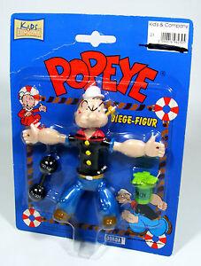 POPEYE Biege-Figur 1997 NEU OVP Actionfigur Spielfigur