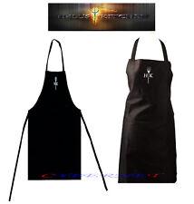 Hell's Kitchen Textile Kitchen BBQ Apron PREMIUM QUALITY
