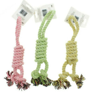 Playful Pets Rope Pull Pet Toy Ideal for Cats and Dogs : rope pull 087/620