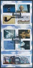 [B72] Belgique 2014 - B147 Obl - Magritte - Carnet Adhésif Oblitéré - Non Plié