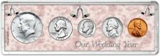 Our Wedding Year Coin Gift Set, 1965