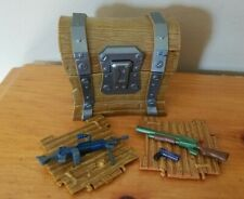 Fortnite Loot Chest + 3 Guns & 2 Building Materials Weapons (Jazwares, 2018)
