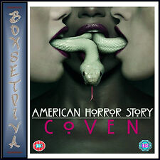 AMERICAN HORROR STORY - COMPLETE SERIES SEASON 3 (COVEN)  **BRAND NEW DVD**