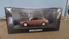 Maserati Biturbo Minichamps édition limitée 4176 pièces neuve en boîte au 1:43