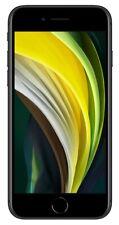 """Cricket Wireless iPhone SE 2nd Gen (2020) 64 GB 4G LTE 4.7"""" (Black ) - Brand New"""