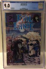 Evil Ernie 2 1st Lady Death Cover Malibu Eternity Comic 1992 CGC 9.0