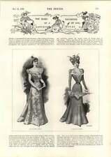 1898 Novel Advertisement Moving Wax Figures For Hair Restorer