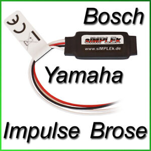 sIMPLEk Pro | Ebike Tuning für Bosch inkl. Gen4, Yamaha, Brose, Impulse E-Bike