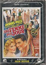 "DVD ""Une femme par jour"" - Jean Boyer   NEUF SOUS BLISTER"