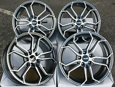 "18"" ALLOY WHEELS FIT FOR AUDI Q2 SQ2 Q3 SQ3 Q5 SQ5 Q7 SQ7 CRUIZE CR5 GMP"