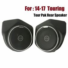 Tour Pak Rear Speaker For Harley Touring street glide Road King 2014 2015 16 17