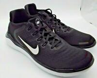 Nike Mens Black Casual Running Comfort Lace Up Athletic Shoes Size 11.5