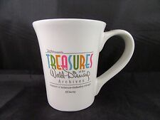 D23 Treasures of the Walt Disney Archives Mug Chicago Museum Science + Industry