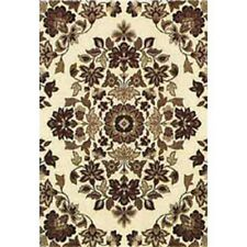 """283576 Orian Texture Weave Rugs, Flame Resistant, Sofia Lambswool 31"""" X 45"""""""