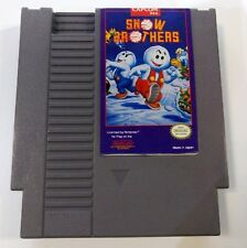 Snow Brothers Nintendo Entertainment System NES Cartridge For Collectors