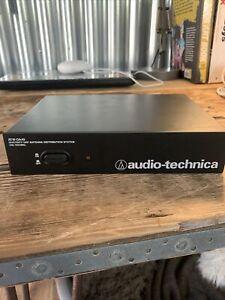 Audio-technica Atw-da49 Diversity Uhf Antenna Distribution System