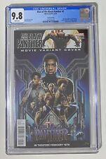 CGC 9.8 Rise Of The Black Panther 2 Boseman Movie Photo Variant Killmonger Shuri