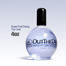 Inm Out The Door Fast Drying Nail Top Coat Refill 4oz / 118ml