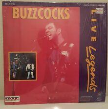 Buzzcocks Live Concert Laserdisc LD Punk Rock Pete Shelley Steve Diggle ID8665CA