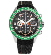 Graham Silverstone RS Racing Collection  2STEA.U04A.K117F Black & Orange New
