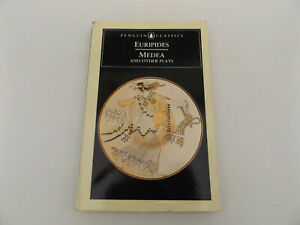 1963 EURIPIDES Medea & Other Plays, Electra, Heracles PENGUIN Paperback