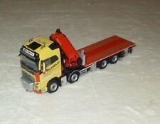 WSI Models03-1067 línea blanca; cargofloor Remolque-eje 3