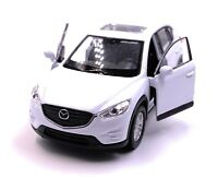 Mazda CX-5 Model Car White Scale 1:3 4 (Licensed)