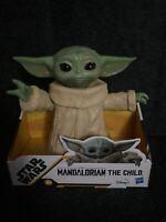 The Child Animatronic 7 1/2Toy Star Wars Mandalorian Baby Yoda Motion Sound