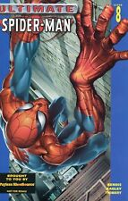 Ultimate Spider-man 8 Payless Shoe Source edition variant Near Mint Spiderman