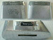Briquet Ancien Silver Match Compound Désign Vintage Lighter Feuerzeug Accendino