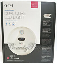 OPI Professional Dual Cure LED Light GL902 GelColor Gel Lamp Dryer - New 2018