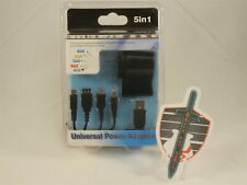 5-in-1 Power Adapter (DS/DSi/DSLite/PSP/USB)(GAME ACCESSORIES)