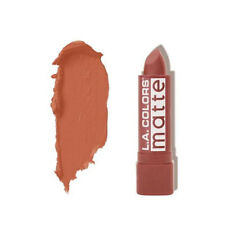 L.A. COLORS Matte Lip Color - Caramel Cream (3 Pack)