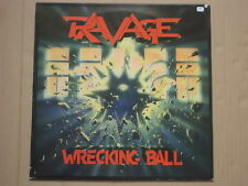 RAVAGE -Wrecking Ball- LP