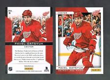 PAVEL DATSYUK #8 RED WINGS 2013/14 Panini Toronto Expo wrapper redemption