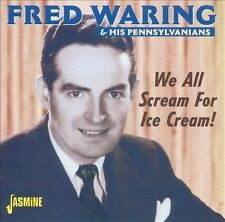 NEW We All Scream For Ice Cream! [ORIGINAL RECORDINGS REMASTERED] (Audio CD)