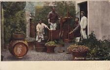 * PORTUGAL - Madeira - Lagar de Vinho