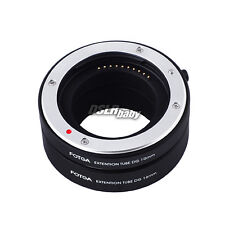 Electronic Auto focus for Sony NEX E Mount AF Macro Extension Tube 10mm+16mm set