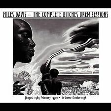 The Complete Bitches Brew Sessions (August 1969-February 1970) MILES DAVIS NEW
