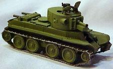 Milicast BR02 1/76 Resin WWII Russian BT5A 76.2 Artillery Tank