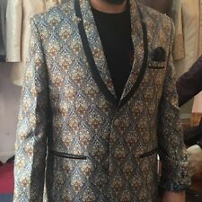 Mens Bespoke Royal Occasion Jacket/Blazer Evening Wear Italian Fabric RRP £350
