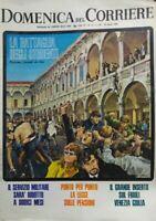 DOMENICA DEL CORRIERE N.13 1968