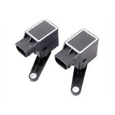 Rear 2 PCS Set Headlight Level Sensor For BMW E39 E46 E53 E60 E61 E83 Z4 X3 MINI
