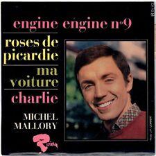 MICHEL MALLORY Engine Engine N°9 1965 EP Riviera French Yé-Yé Johnny Hallyday