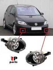 FOR VW GOLF PLUS 05-13 NEW FRONT FOGLIGHT LAMP WITH CORNER LIGHT FUNCTION PAIR
