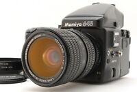 [N Mint] Mamiya 645 Pro w/ AE Finder + Sekor Zoom C 55-110mm F4.5 N from JAPAN