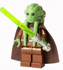 Lego Star Wars Minifigure Kit Fisto Jedi & Lightsaber 9526 **New** **Rare**